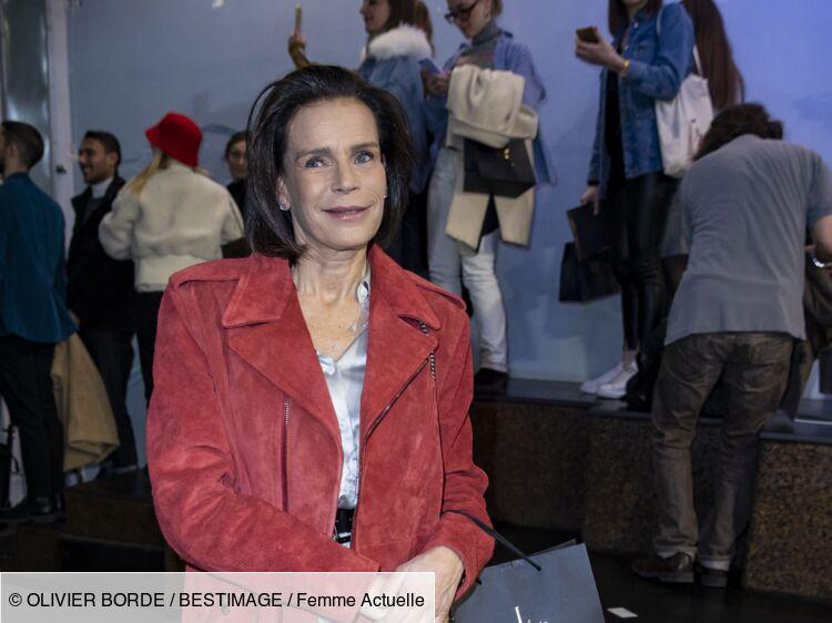 Stéphanie de Monaco s'affiche métamorphosée avec une coupe à la garçonne