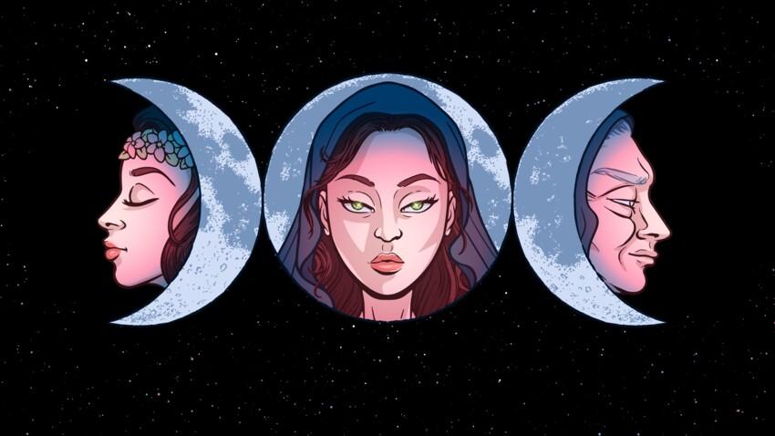 Triple Déesse de la Lune : qui sont Hécate, Séléné et Artémis dans la Wicca