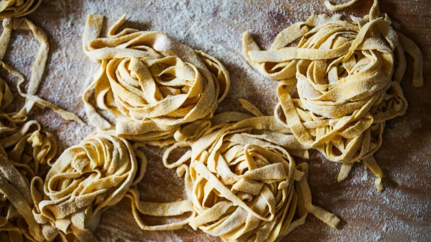 La recette simple et délicieuse des pâtes fraîches maison de Cyril Lignac
