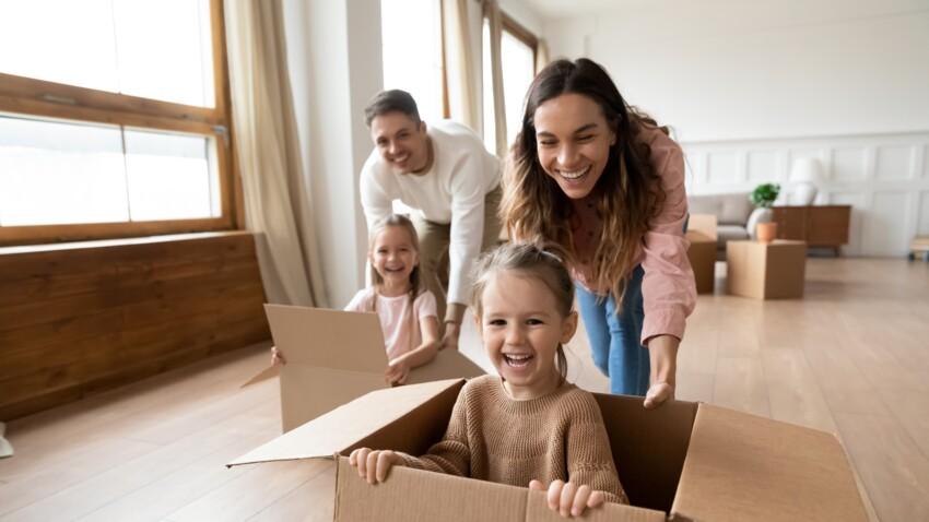 4 conseils pratiques pour déménager quand on a des enfants