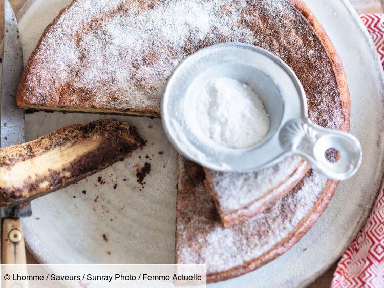 La recette du gâteau magique au chocolat facile à faire