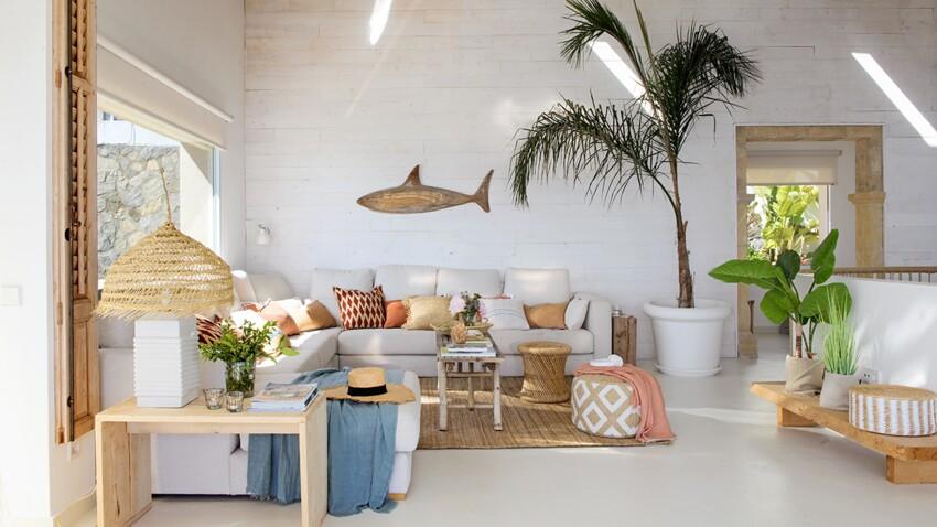 Déco tendance : nos conseils pour un salon et un intérieur esprit bord de mer (et notre sélection shopping)