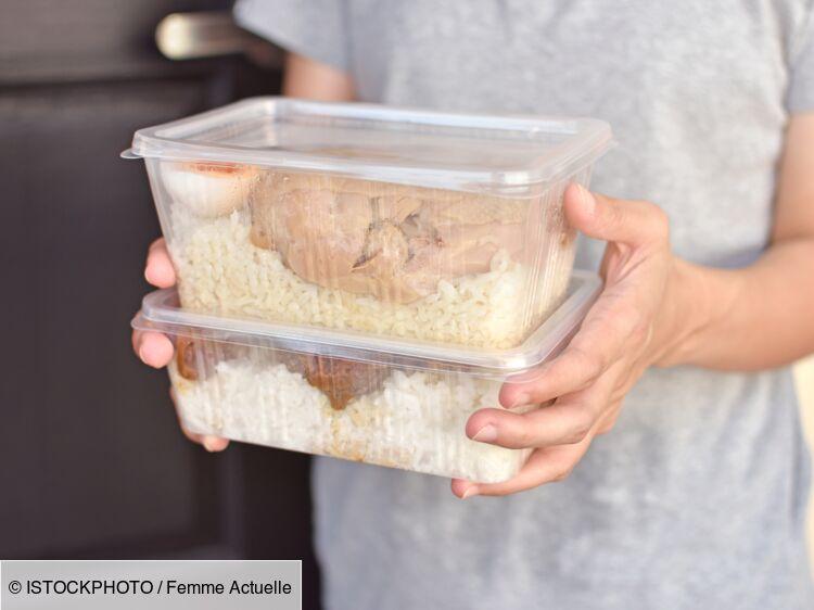 6 aliments à ne surtout pas conserver dans des boîtes en plastique