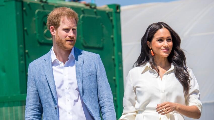 Meghan et Harry de retour à Noël avec Lilibet et Archie pour se réconcilier avec la famille royale ?