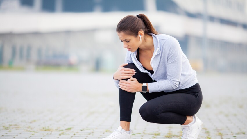 Chondropathie: les symptômes et les traitements de cette atteinte du cartilage qui touche les articulations