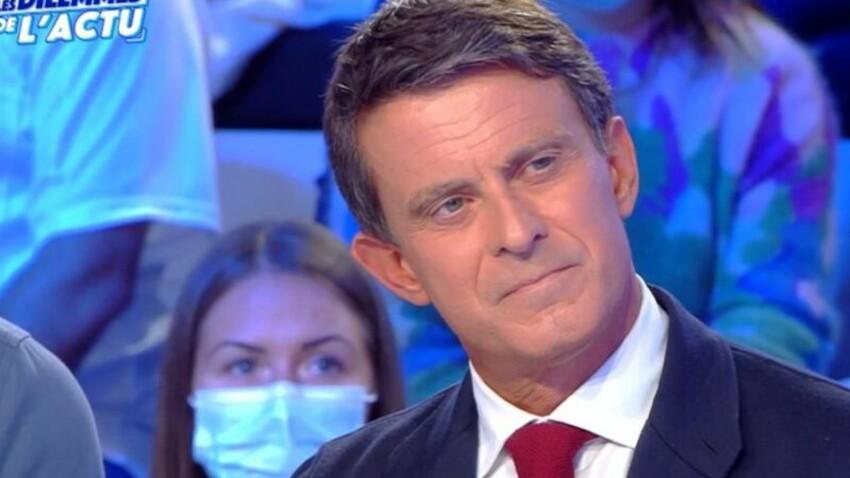 """""""Il a été touché"""" : Manuel Valls revient sur la réaction de François Hollande suite à l'affaire du scooter avec Julie Gayet"""