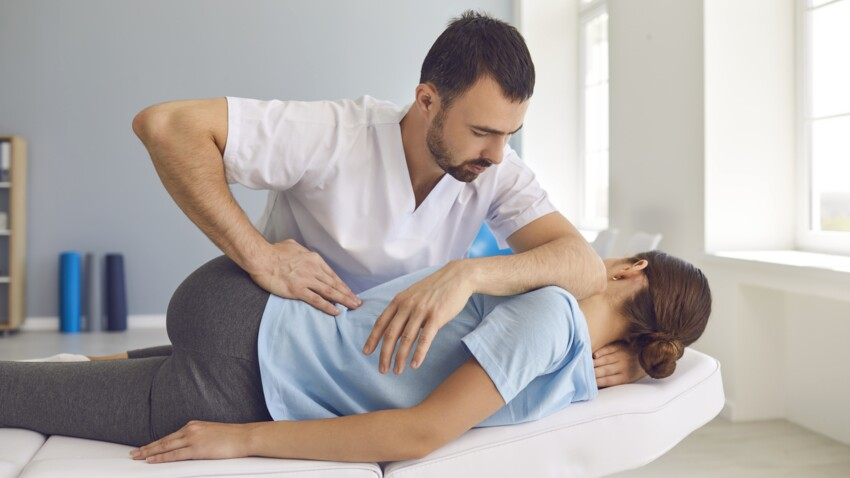 Physiothérapie: de quoi s'agit-il et quand consulter un physiothérapeute?