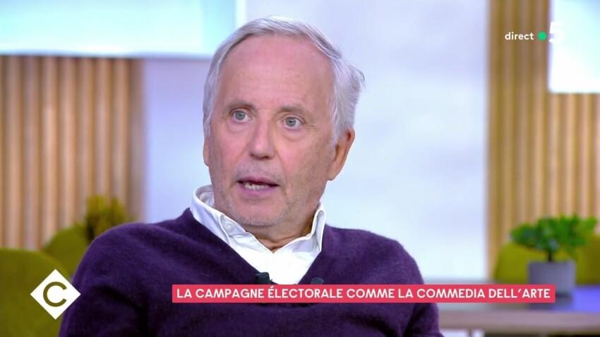 """Fabrice Luchini impressionné par la """"très grande incarnation sexuelle"""" de François Hollande"""