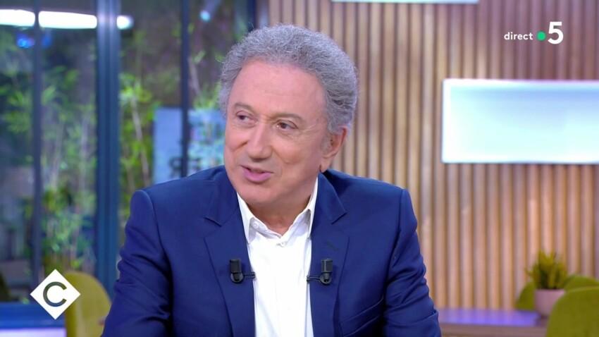 Michel Drucker surprend en dévoilant son intention de vote à l'élection présidentielle de 2022