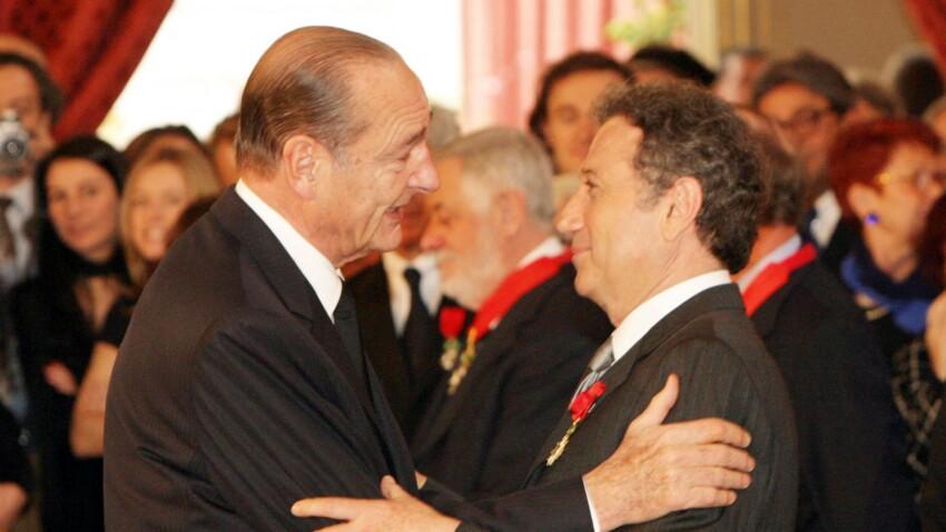 Michel Drucker : ses rares confidences sur la fin de vie de Jacques Chirac