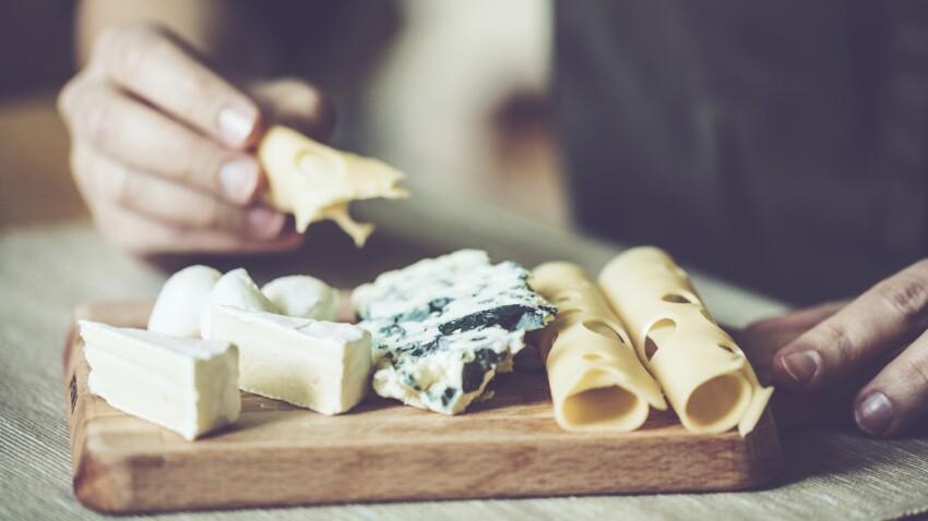 Non, manger du fromage ne nuit pas au cœur !