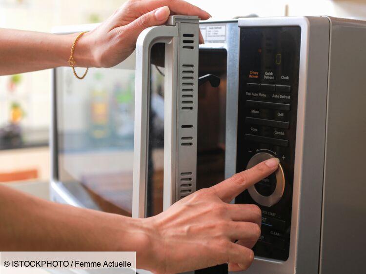 L'astuce insolite pour réchauffer parfaitement sa nourriture au micro-ondes