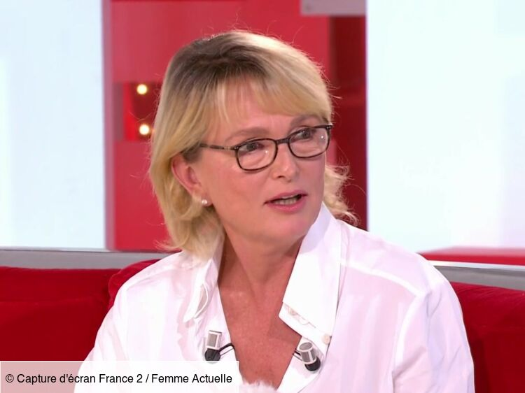 """""""Vivement dimanche"""" : Claude Chirac donne des nouvelles peu rassurantes de sa mère Bernadette"""