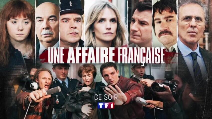 """""""Une affaire française"""" : cette scène éprouvante que les acteurs ne sont pas près d'oublier"""