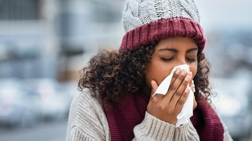 Gastro, rhume, grippe : ces maladies connaissent un boom en ce moment, voici pourquoi