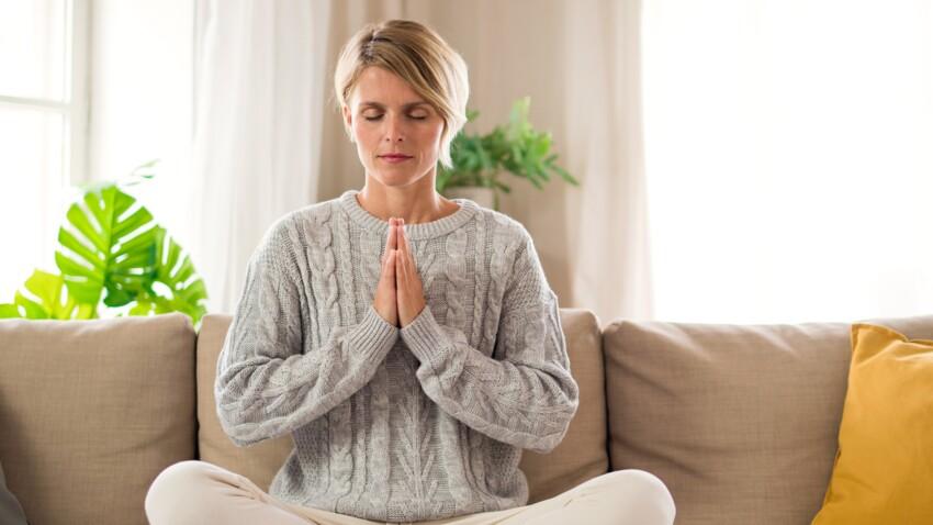Stress, coup de mou… 5 postures de yoga pour détoxifier son corps et son esprit