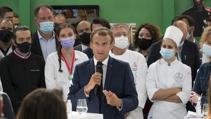 """Emmanuel Macron : le cuisinier martiniquais Marcel Ravin, refoulé à son """"Dîner des chefs"""", évoque une """"humiliation"""""""