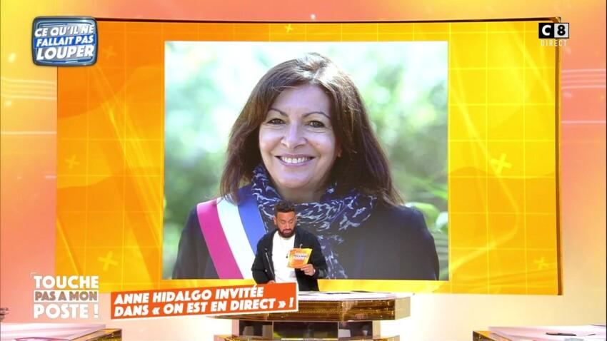 """""""Je l'ai insultée"""" : Cyril Hanouna très remonté contre Anne Hidalgo"""