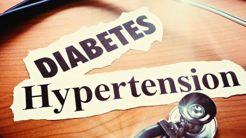 Hypertendu : il faut surveiller votre diabète aussi ! Faites le test
