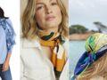 Mode + 50 ans : le foulard, l'accessoire indispensable de l'hiver !
