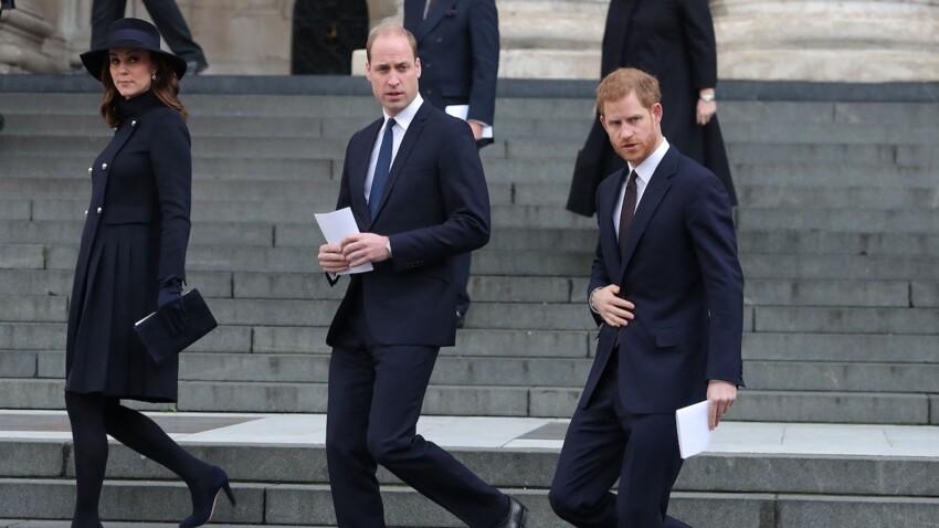 William et Harry bientôt réunis : cette cérémonie qui pourrait leur permettre de faire la paix