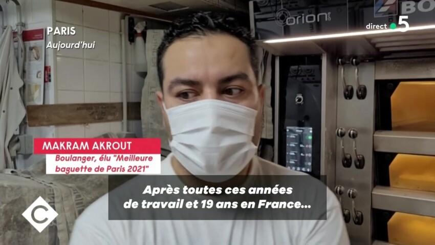 Emmanuel et Brigitte Macron : qui est Akram Makrout, leur nouveau boulanger à l'Elysée ?