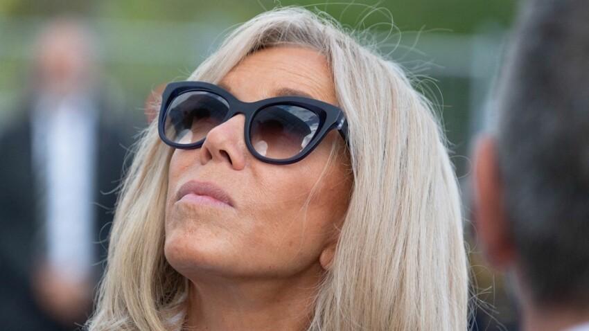 """Brigitte Macron """"inquiète"""" pour son mari : la Première dame préoccupée par la dernière agression"""