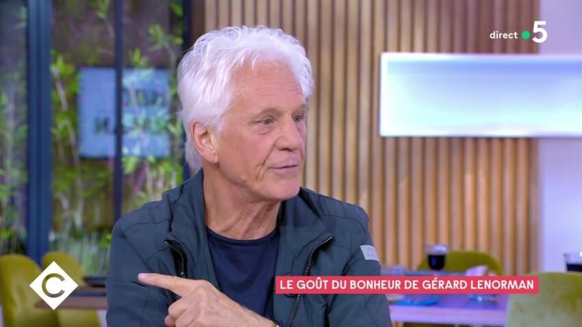 Gérard Lenorman : comment il a appris que son père était un soldat allemand de l'Occupation
