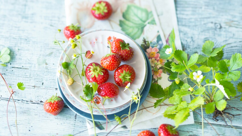 4 bonnes raisons de manger des fraises