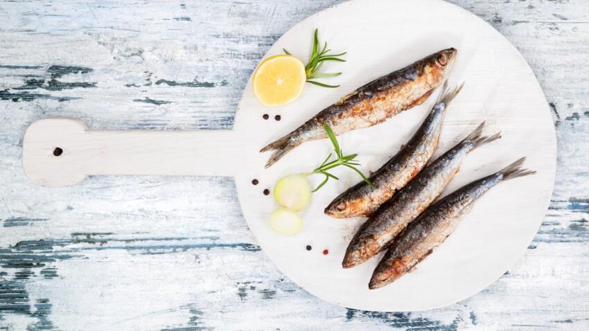 5 bonnes raisons de manger des sardines après 50 ans