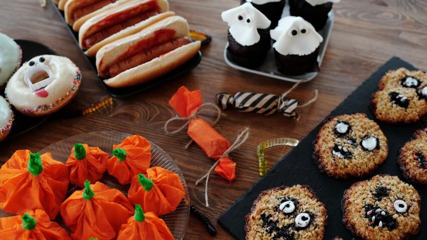 5 recettes d'Halloween pour un apéro terrifiant réussi