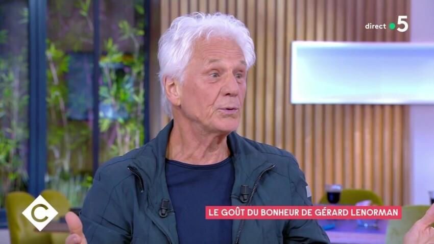 """""""Un camion de plein front"""" : Gérard Lenorman raconte l'accident dramatique qui l'a immobilisé pendant une année"""
