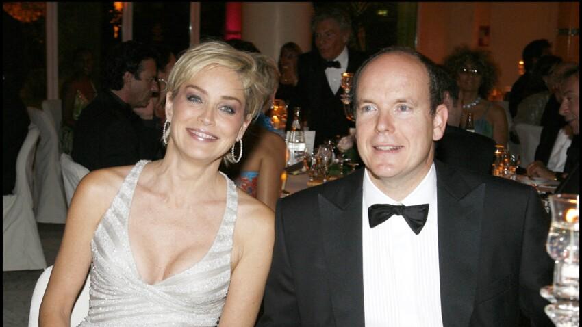 Albert de Monaco : le prince s'affiche une nouvelle fois au bras de Sharon Stone