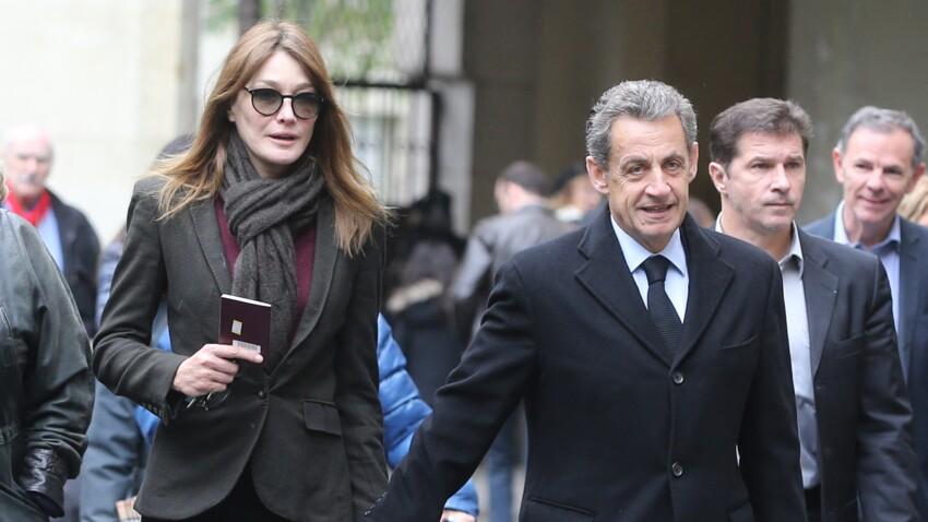 Carla Bruni réagit à la condamnation de son mari Nicolas Sarkozy