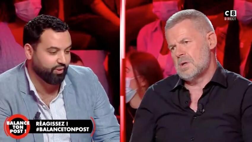 Gros accrochage entre Éric Naulleau et Yassine Belattar : la sécurité intervient en direct