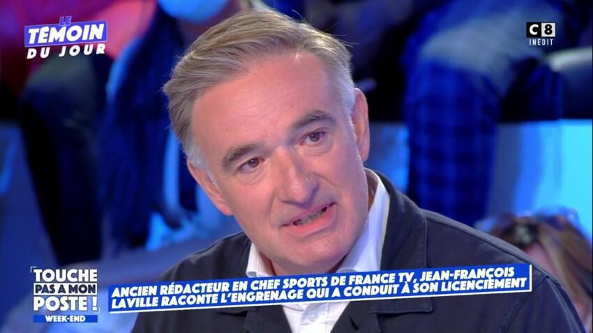 Jean-François Laville, journaliste licencié pour harcèlement, craque en évoquant sa confrontation avec son fils