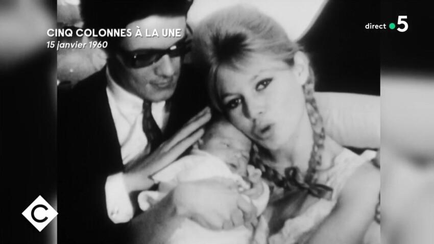"""La """"répulsion"""" de Brigitte Bardot après son accouchement, """"un cauchemar"""""""