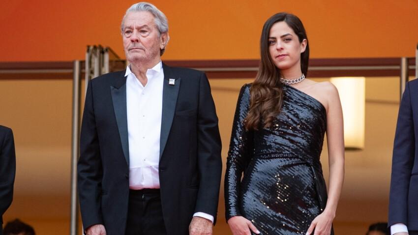 Anouchka Delon : ses tendres confidences sur son premier tournage avec son père