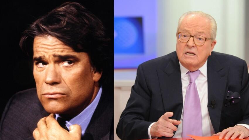 Mort de Bernard Tapie : son débat musclé avec Jean-Marie Le Pen qui avait marqué les esprits