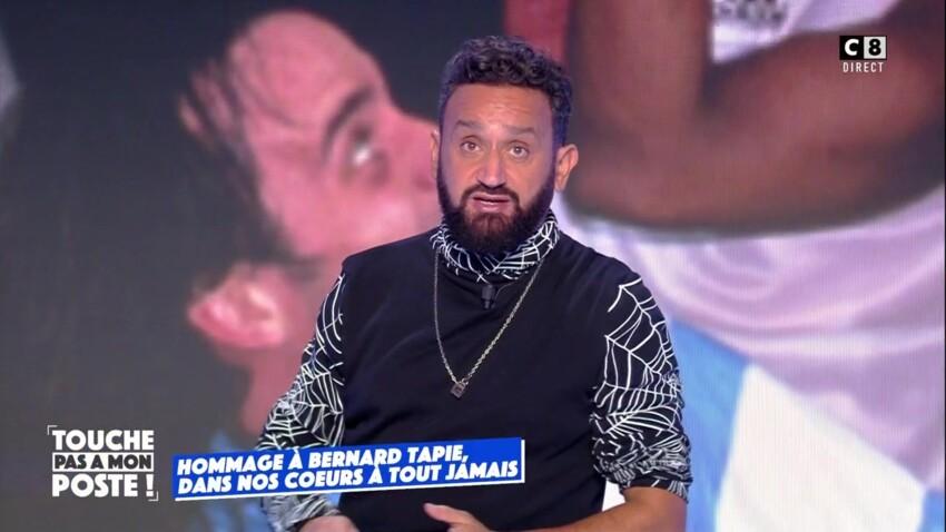 Mort de Bernard Tapie : cette curieuse anecdote de Cyril Hanouna