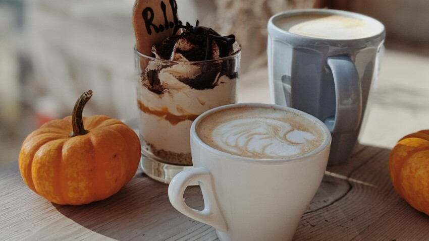 Nos boissons gourmandes à savourer pendant l'automne