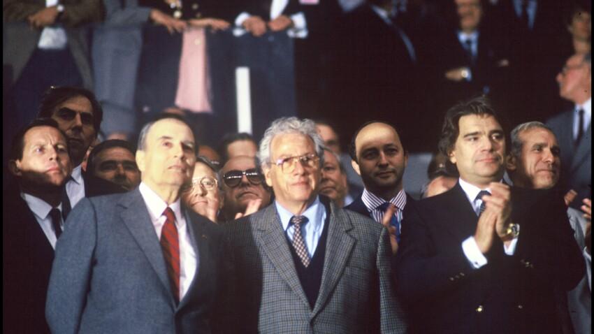 Bernard Tapie : quand l'ancien ministre de François Mitterrand rendait visite au Président sur son lit de mort