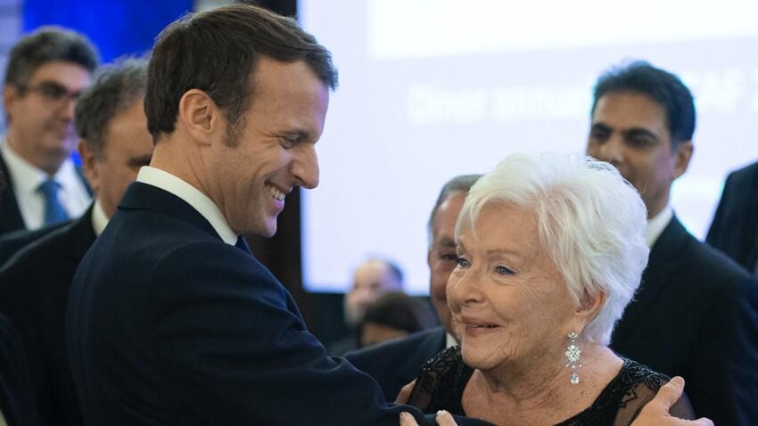 Line Renaud : ses confidences sur Emmanuel et Brigitte Macron
