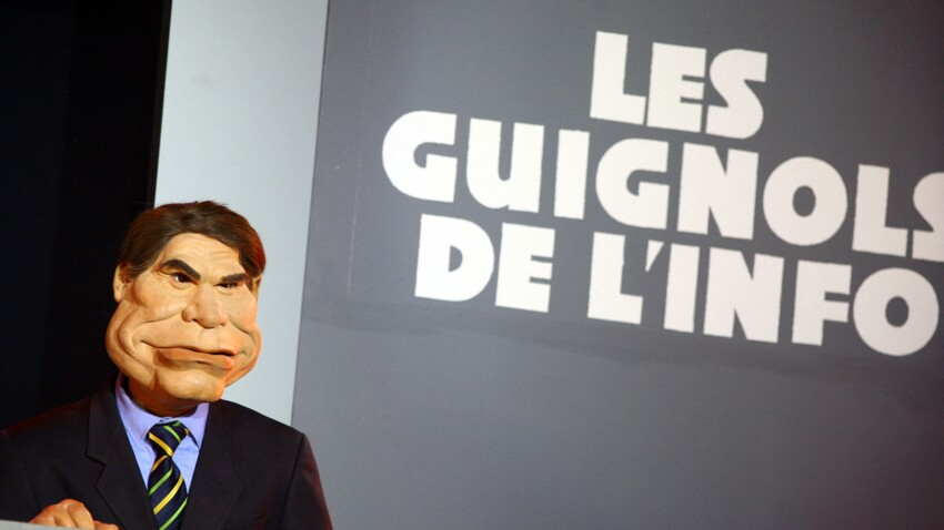"""Mort de Bernard Tapie : ce jour où il a été """"furieux"""" contre les """"Guignols de l'info"""""""