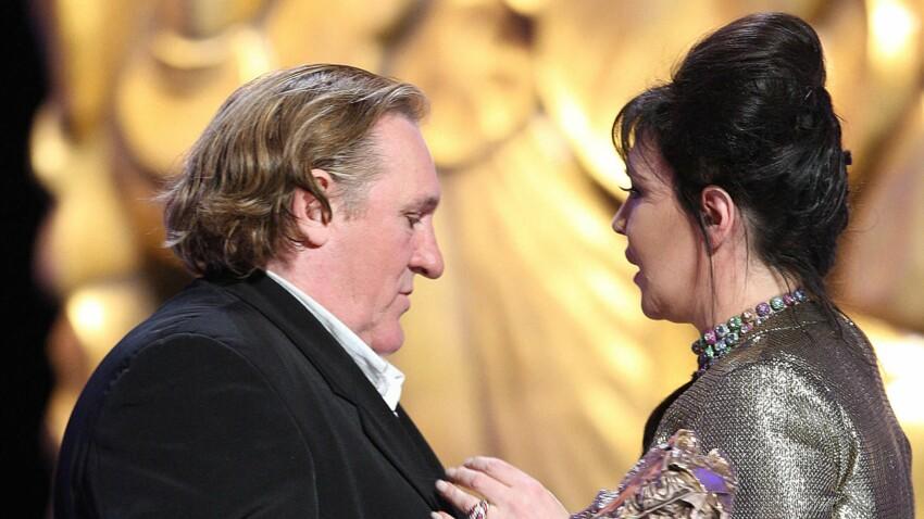 Isabelle Adjani : sa séance d'exorcisme surréaliste avec Gérard Depardieu