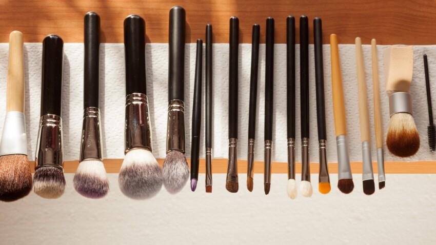 Comment choisir un bon pinceau de maquillage