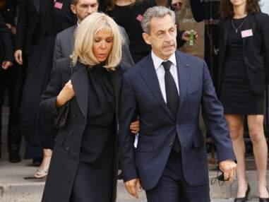 Messe pour Bernard Tapie : Brigitte Macron et Nicolas Sarkozy complices lors de l'hommage