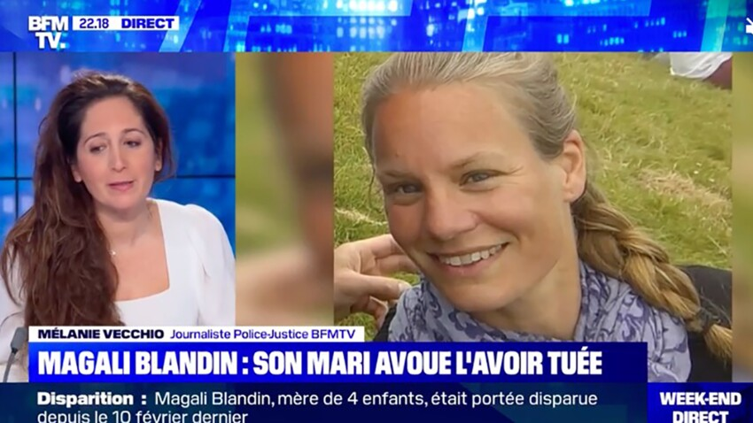 Meurtre de Magali Blandin : l'interrogatoire glaçant de son mari enfin dévoilé