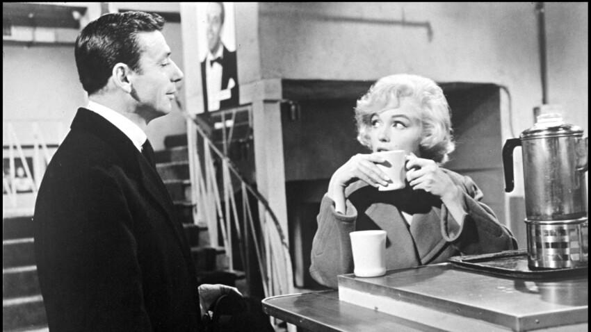 """Cette histoire d'amour """"qui n'aurait jamais dû avoir lieu"""" entre Yves Montand et Marilyn Monroe"""