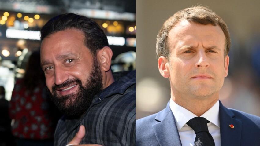 Cyril Hanouna complice d'Emmanuel Macron ? Cet unique service qu'il a rendu au Président